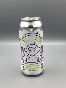 Burlington Beer Co. - Time of the Chimpanzee (16oz Can)